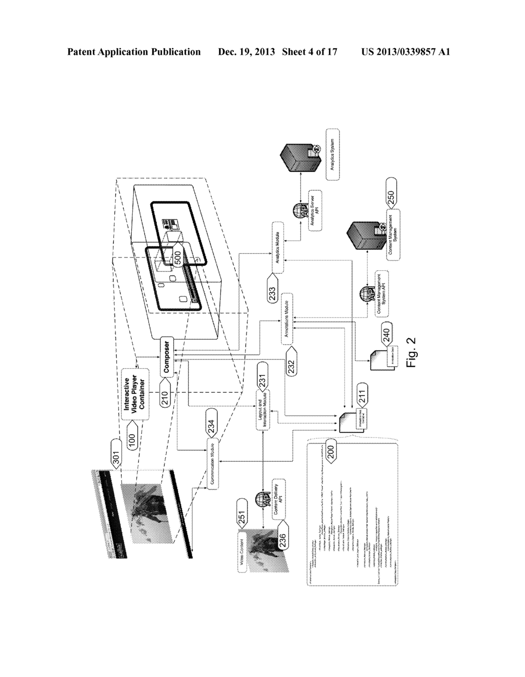 Modular and Scalable Interactive Video Player - diagram, schematic, and image 05