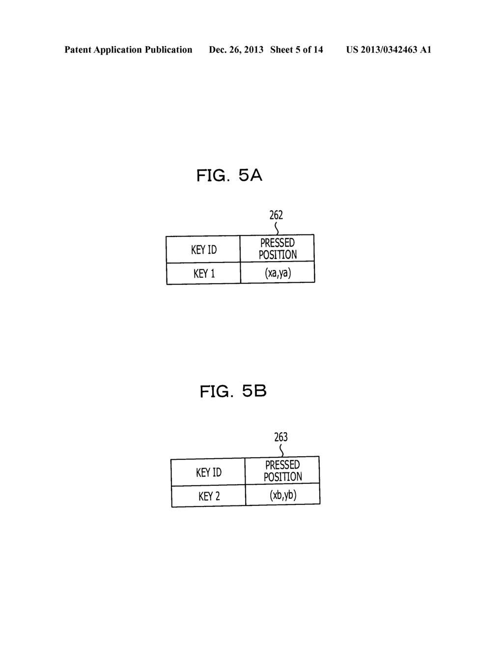 METHOD FOR INPUTTING CHARACTER AND INFORMATION PROCESSING APPARATUS - diagram, schematic, and image 06