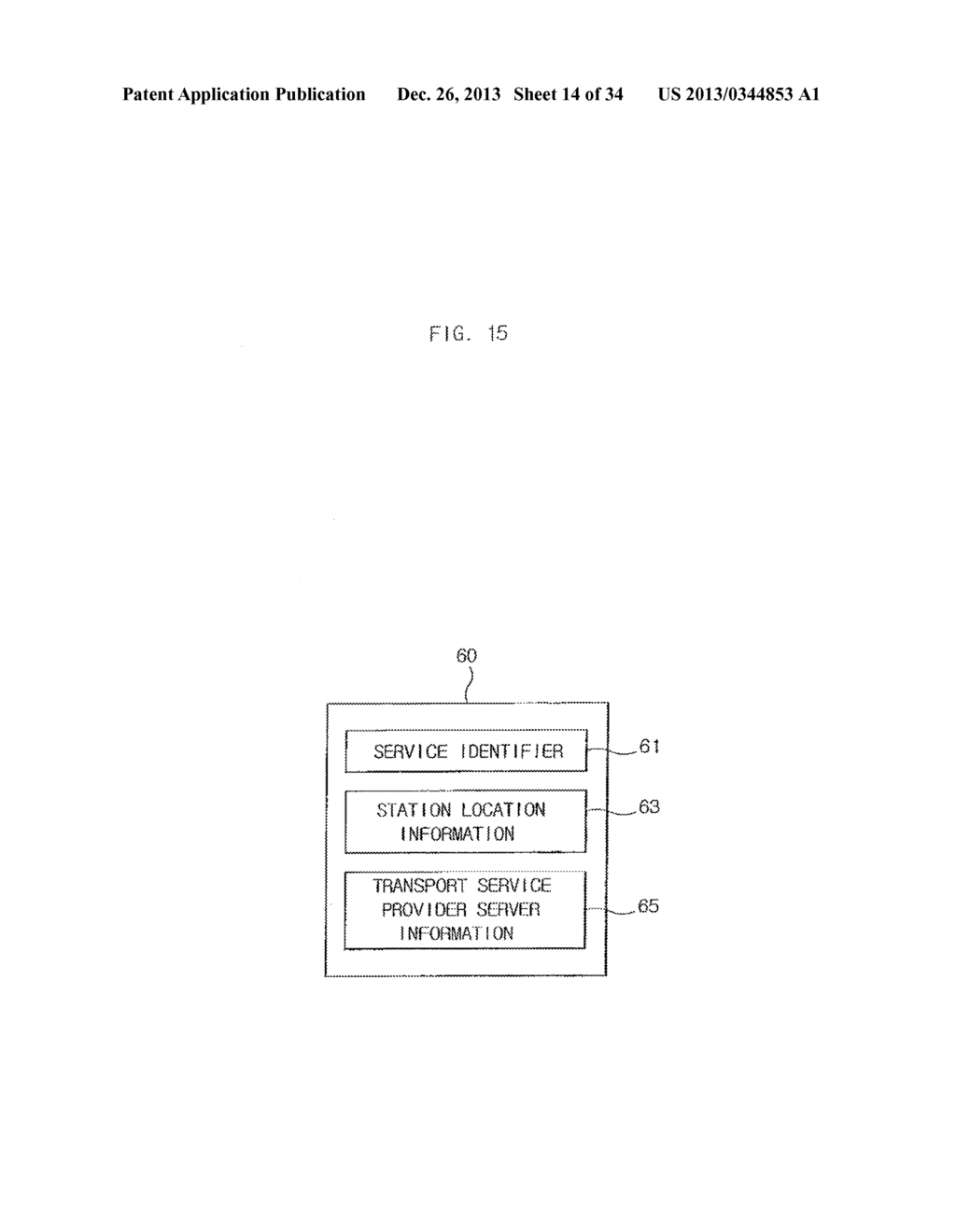 METHOD FOR PROVIDING MOBILE SERVICE USING CODE-PATTERN - diagram, schematic, and image 15