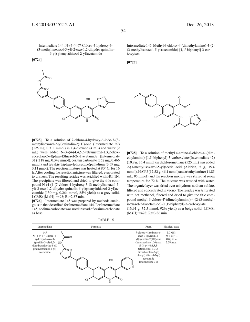 QUINOLINONE DERIVATIVES - diagram, schematic, and image 55