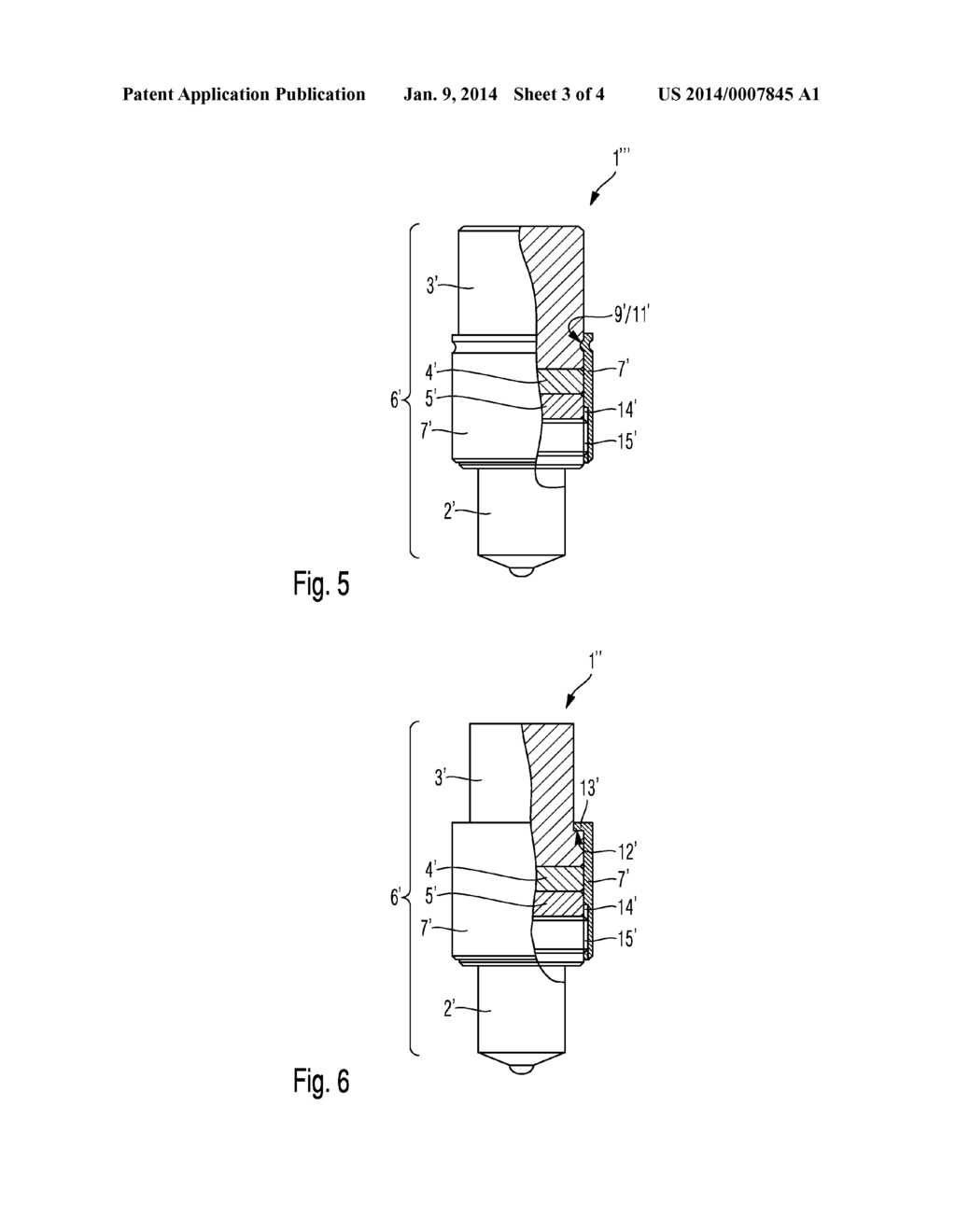 Injector For A Fuel Supply System Of An Internal Combustion Engine Diagram And Schematic Image 04