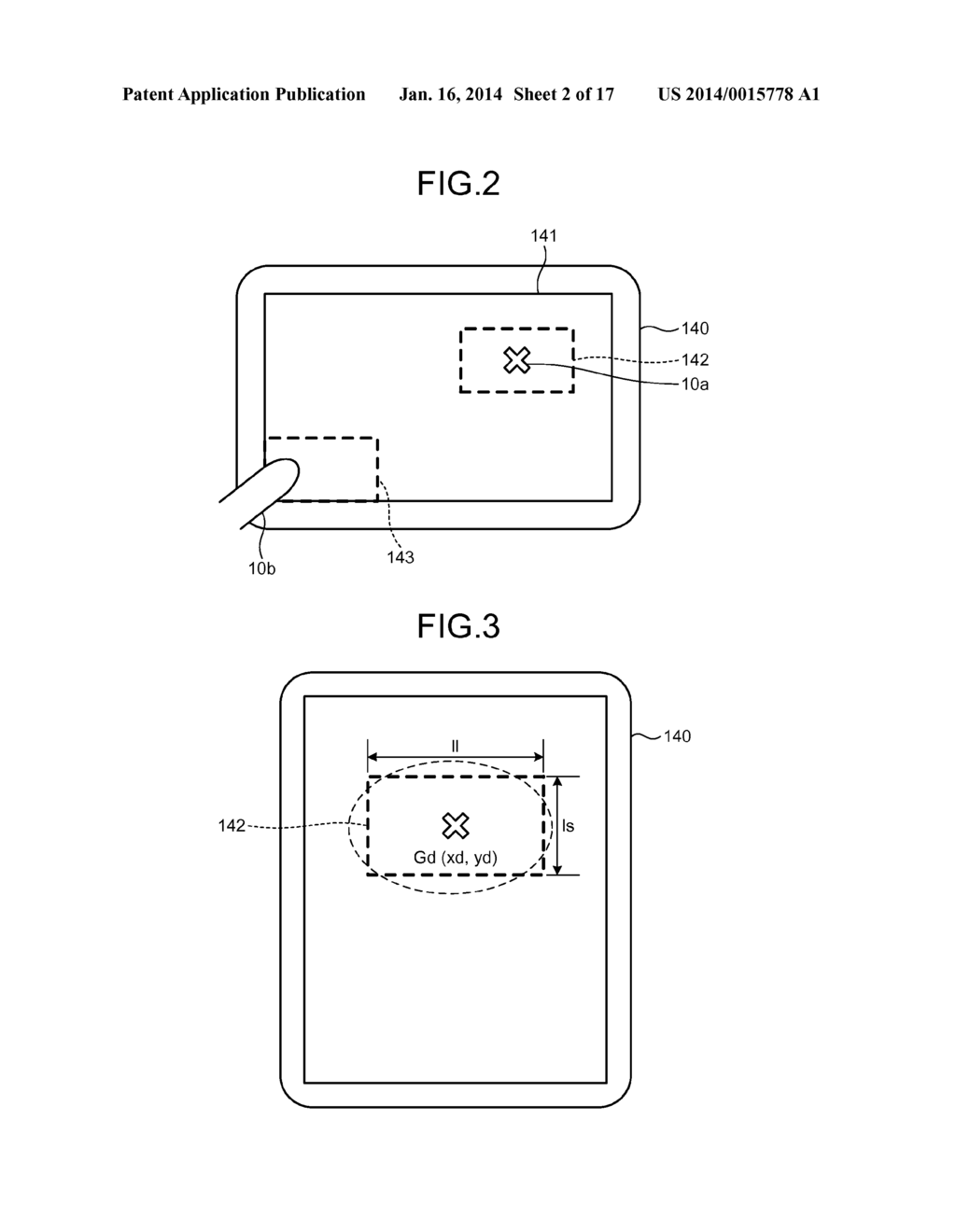 TABLET DEVICE, AND OPERATION RECEIVING METHOD - diagram, schematic, and image 03
