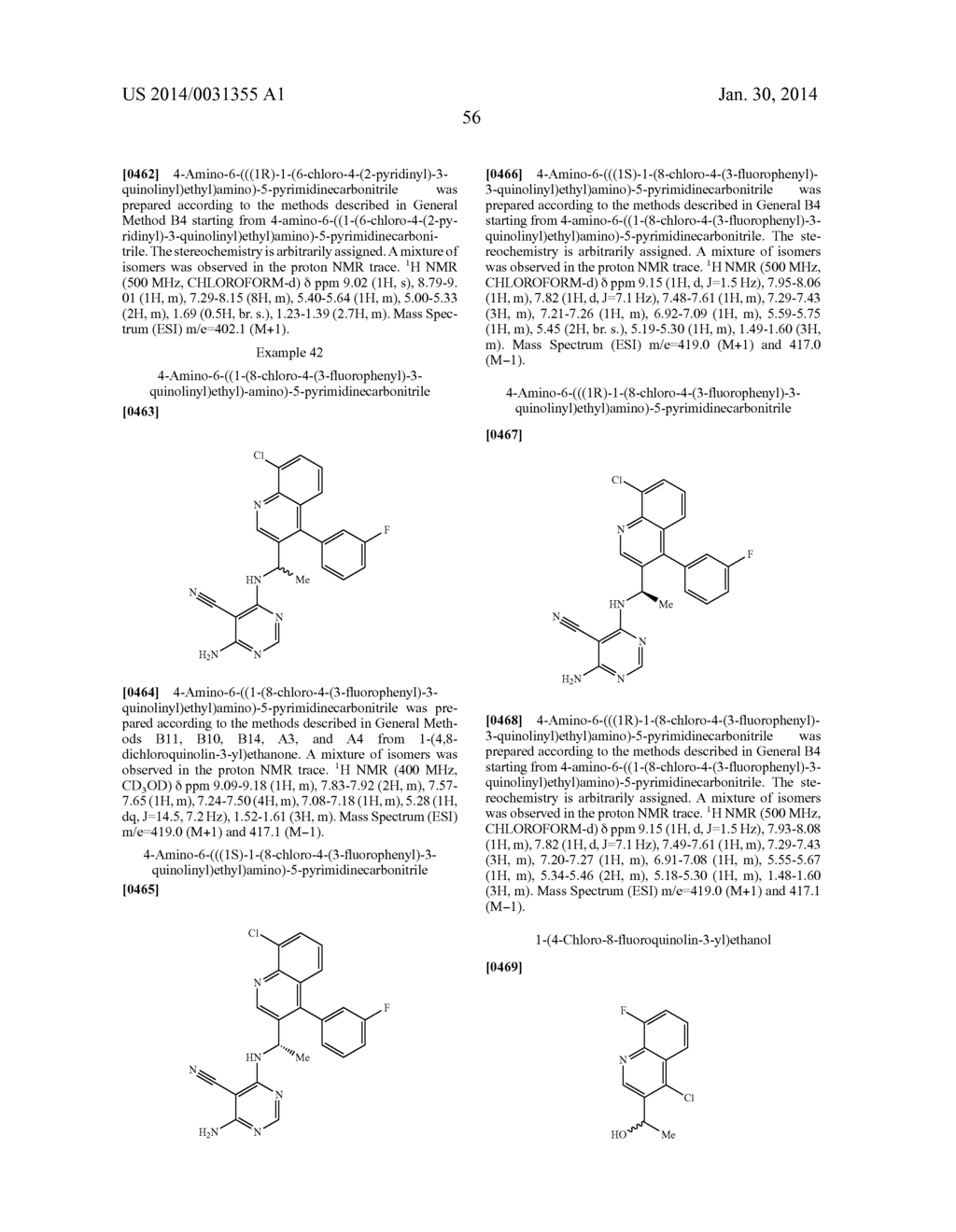 HETEROCYCLIC COMPOUNDS AND THEIR USES - diagram, schematic, and image 57