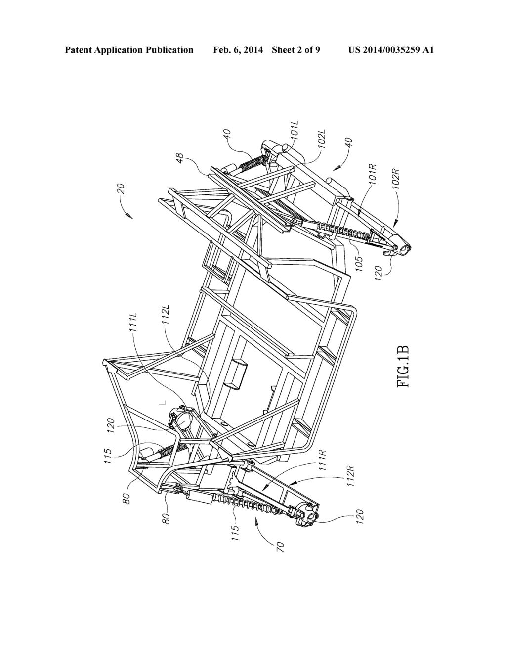 DUNE BUGGY TRACK WIDTH ADAPTER KIT - diagram, schematic, and image 03