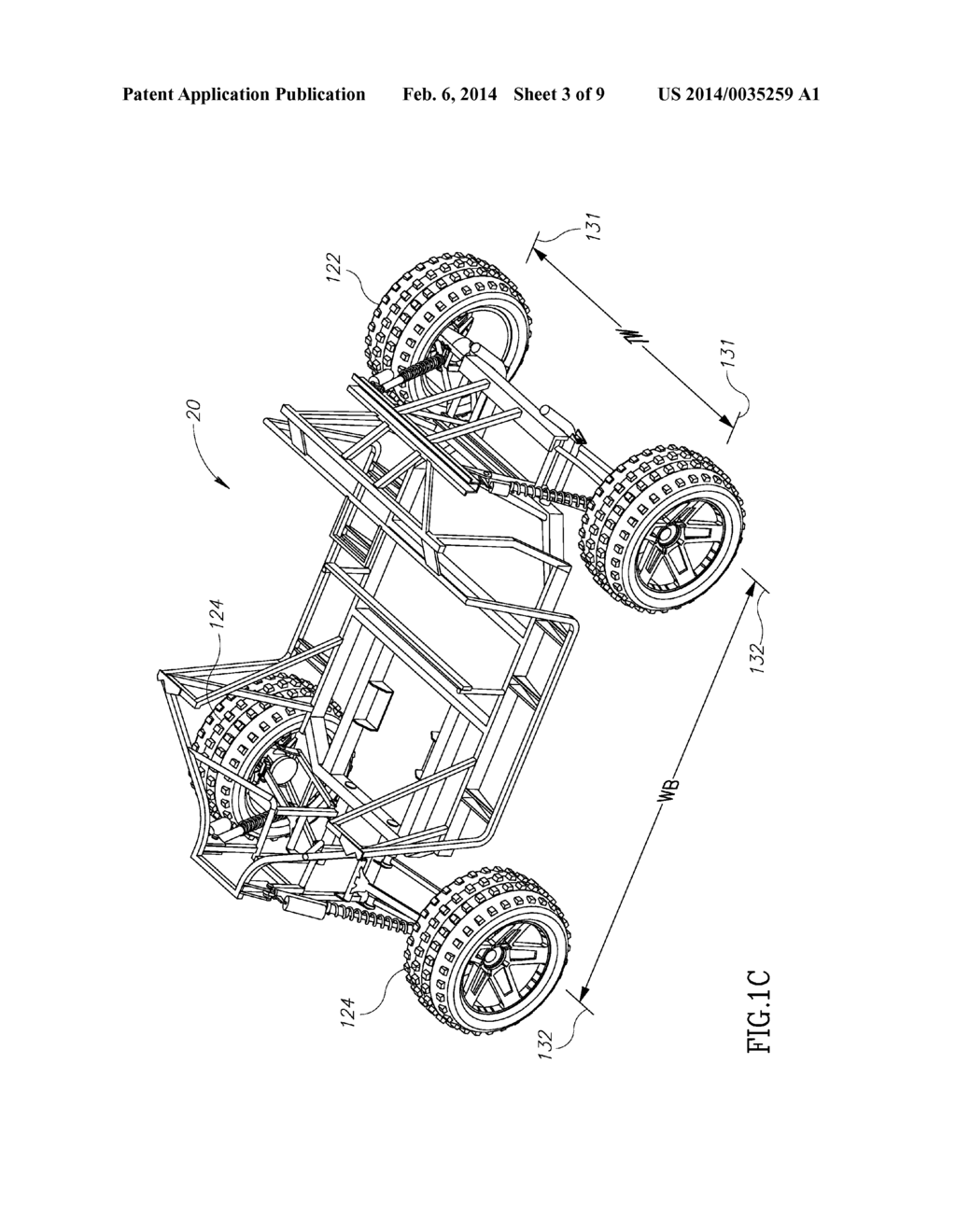 DUNE BUGGY TRACK WIDTH ADAPTER KIT - diagram, schematic, and image 04