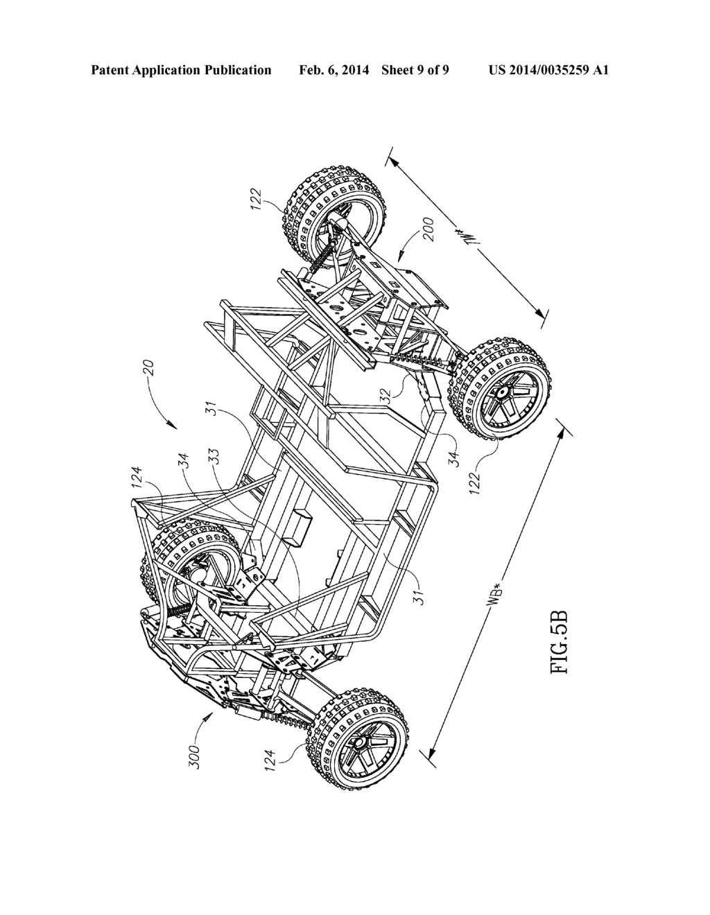 DUNE BUGGY TRACK WIDTH ADAPTER KIT - diagram, schematic, and image 10