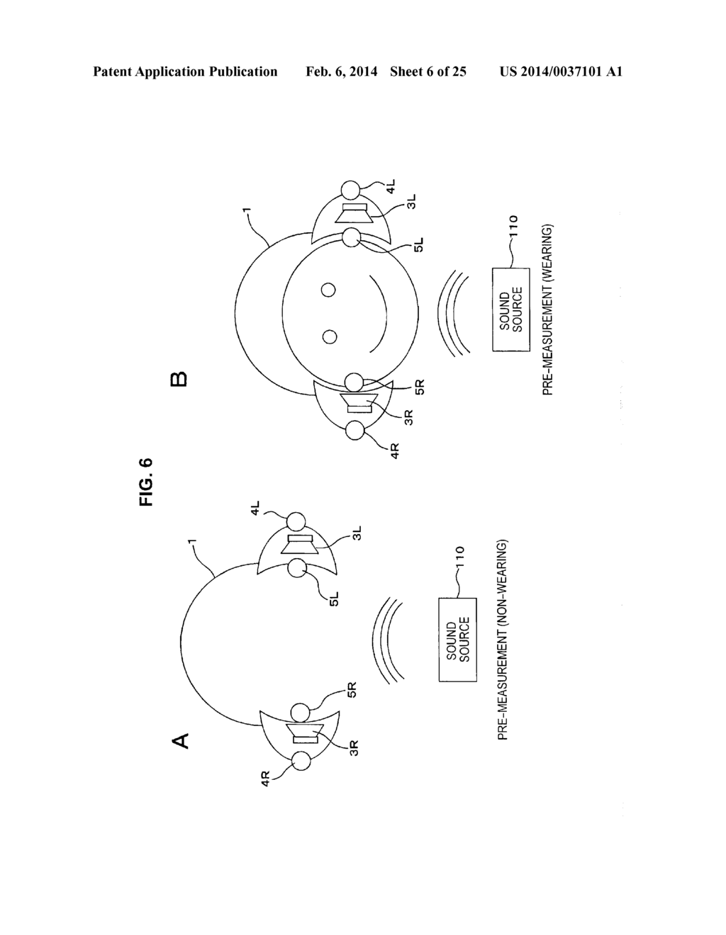 HEADPHONE DEVICE, WEARING STATE DETECTION DEVICE, AND WEARING STATE     DETECTION METHOD - diagram, schematic, and image 07