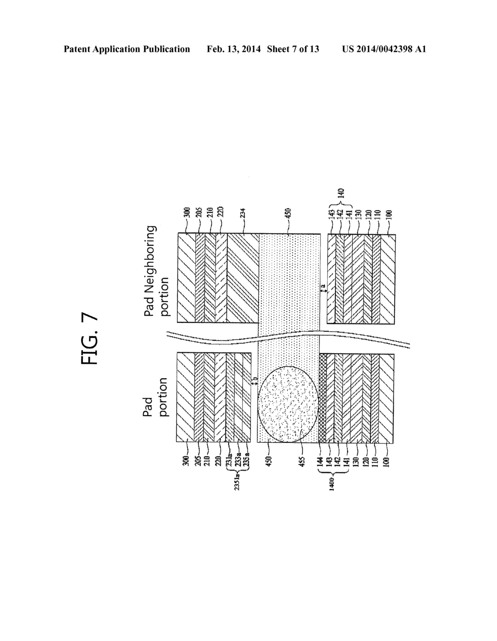ORGANIC LIGHT EMITTING DISPLAY AND METHOD FOR MANUFACTURING THE SAME - diagram, schematic, and image 08