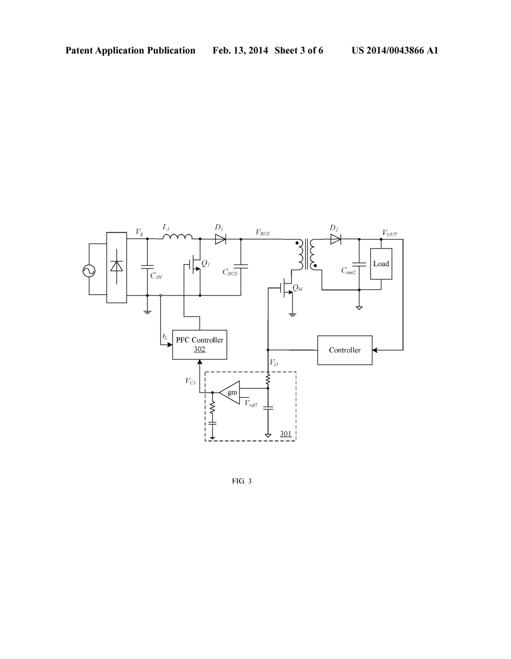 High Efficiency And Low Loss Ac Dc Power Supply Circuit Control Voltage Converter Powersupplycircuit Method Diagram Schematic Image 04