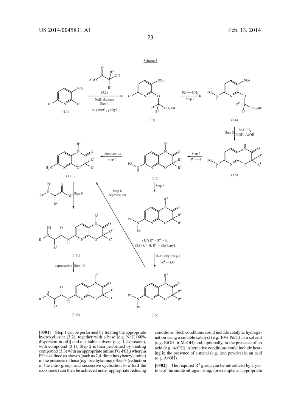 BICYCLIC HETEROCYCLE COMPOUNDS AND THEIR USES IN THERAPY - diagram, schematic, and image 24