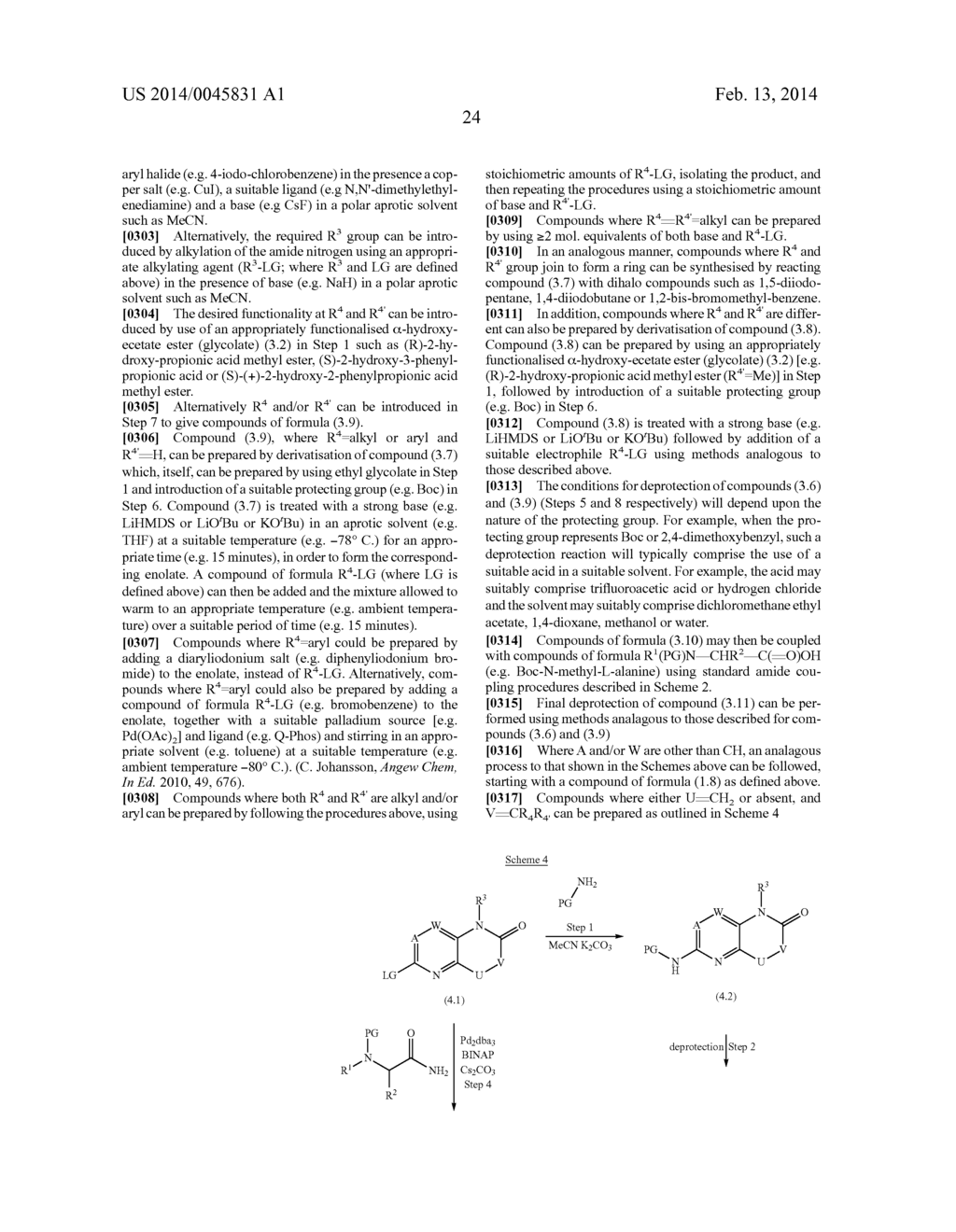 BICYCLIC HETEROCYCLE COMPOUNDS AND THEIR USES IN THERAPY - diagram, schematic, and image 25
