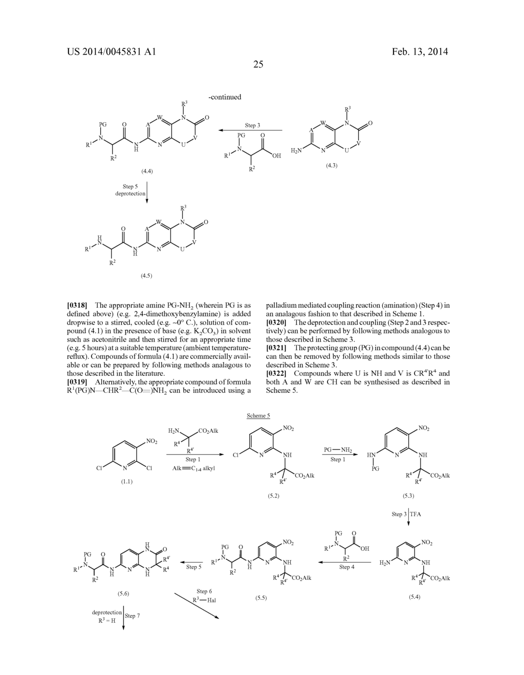 BICYCLIC HETEROCYCLE COMPOUNDS AND THEIR USES IN THERAPY - diagram, schematic, and image 26