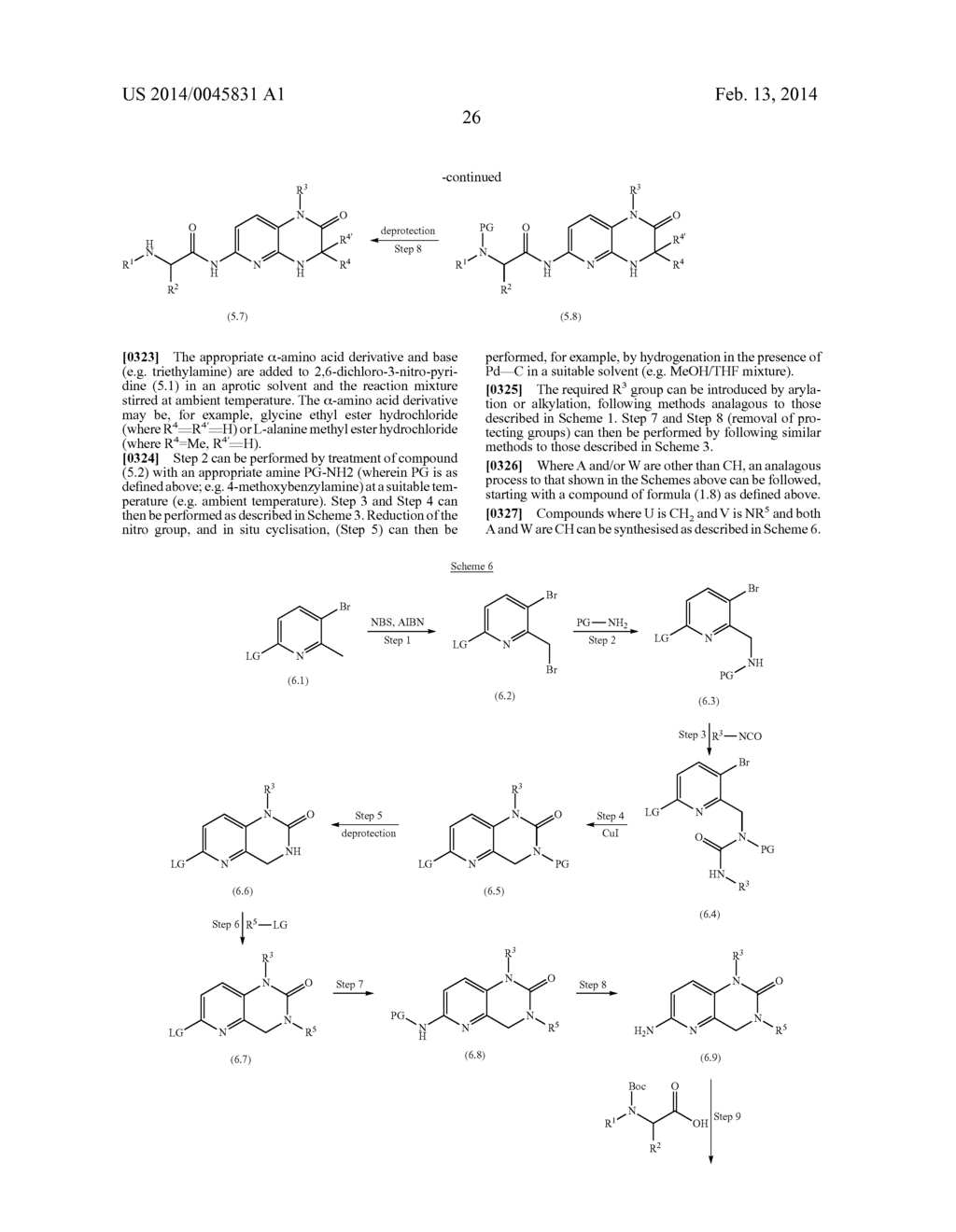 BICYCLIC HETEROCYCLE COMPOUNDS AND THEIR USES IN THERAPY - diagram, schematic, and image 27