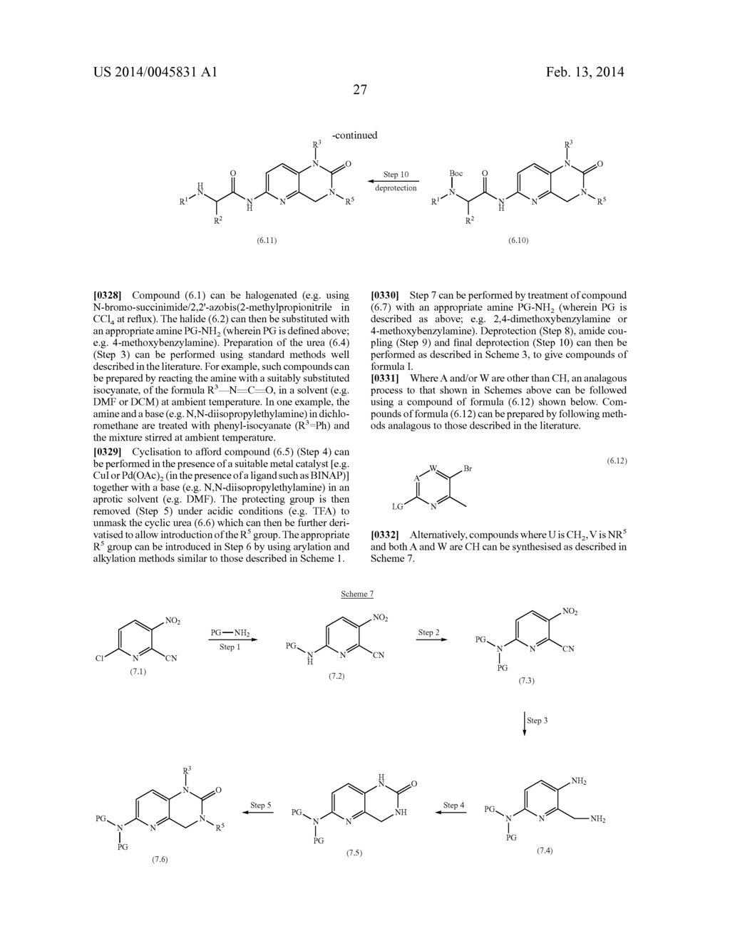 BICYCLIC HETEROCYCLE COMPOUNDS AND THEIR USES IN THERAPY - diagram, schematic, and image 28
