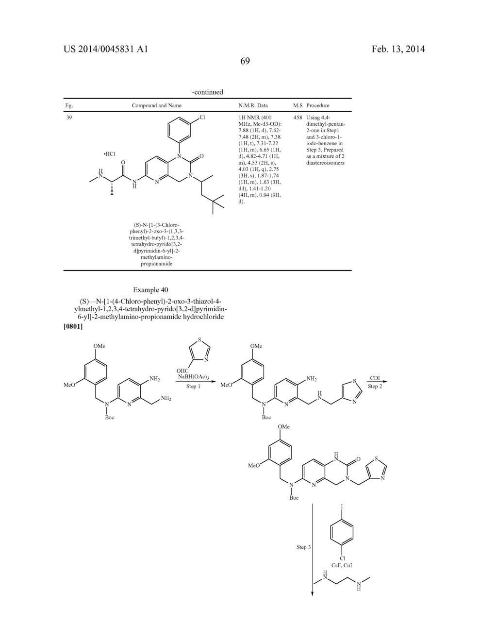 BICYCLIC HETEROCYCLE COMPOUNDS AND THEIR USES IN THERAPY - diagram, schematic, and image 70