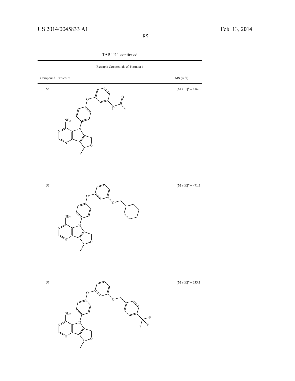 Protein Kinase Inhibitors - diagram, schematic, and image 86