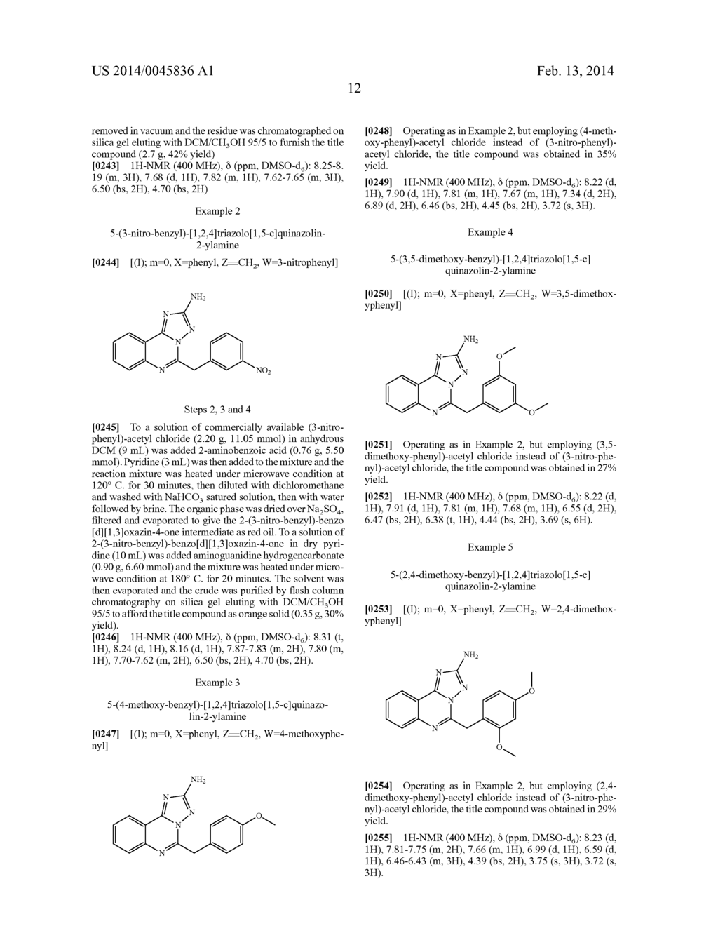 [1,2,4]TRIAZOLO[1,5-C]PYRIMIDINE DERIVATIVES AS HSP90 MODULATORS - diagram, schematic, and image 13