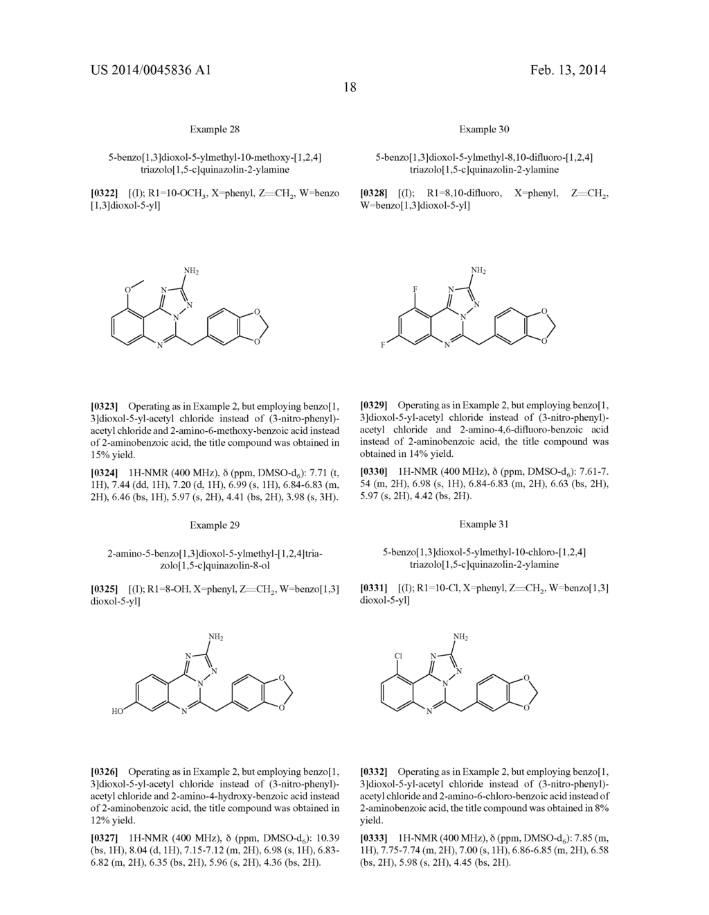 [1,2,4]TRIAZOLO[1,5-C]PYRIMIDINE DERIVATIVES AS HSP90 MODULATORS - diagram, schematic, and image 19