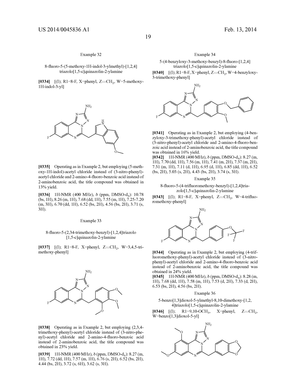 [1,2,4]TRIAZOLO[1,5-C]PYRIMIDINE DERIVATIVES AS HSP90 MODULATORS - diagram, schematic, and image 20