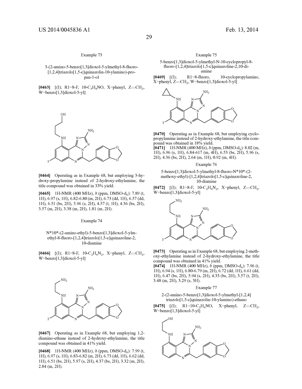 [1,2,4]TRIAZOLO[1,5-C]PYRIMIDINE DERIVATIVES AS HSP90 MODULATORS - diagram, schematic, and image 30
