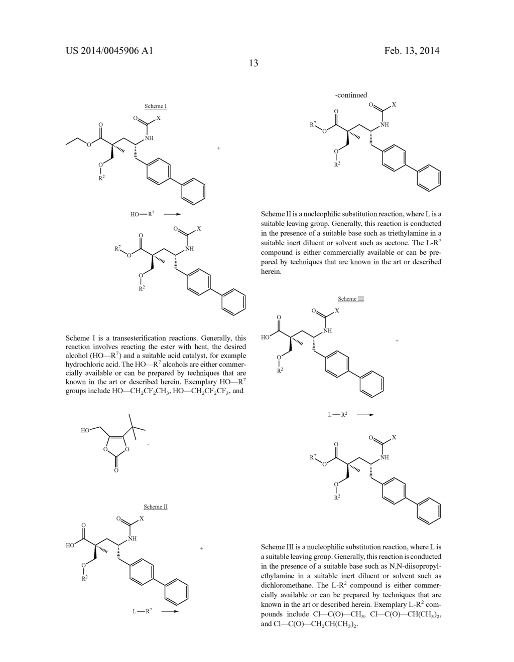 NEPRILYSIN INHIBITORS - diagram, schematic, and image 14