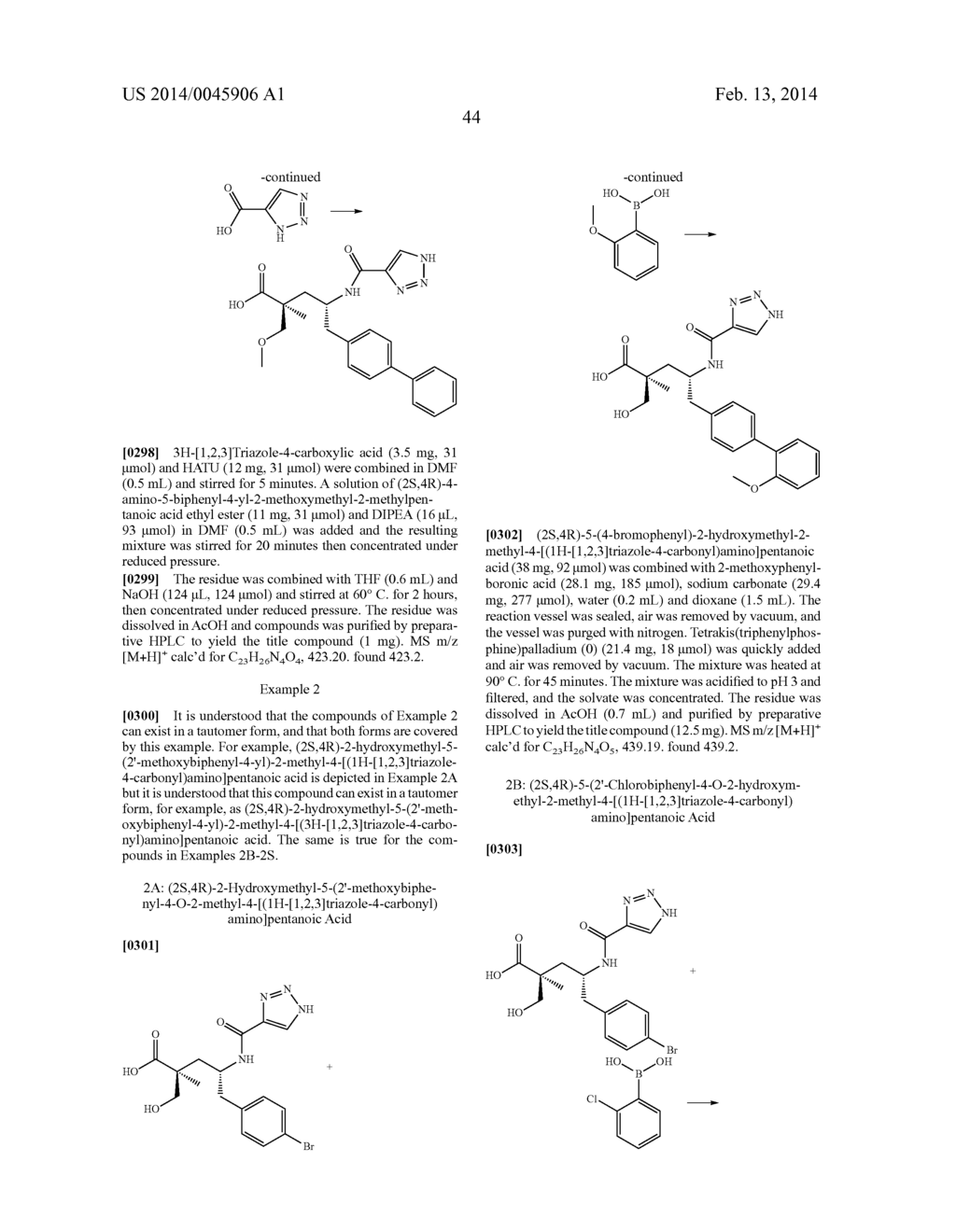 NEPRILYSIN INHIBITORS - diagram, schematic, and image 45