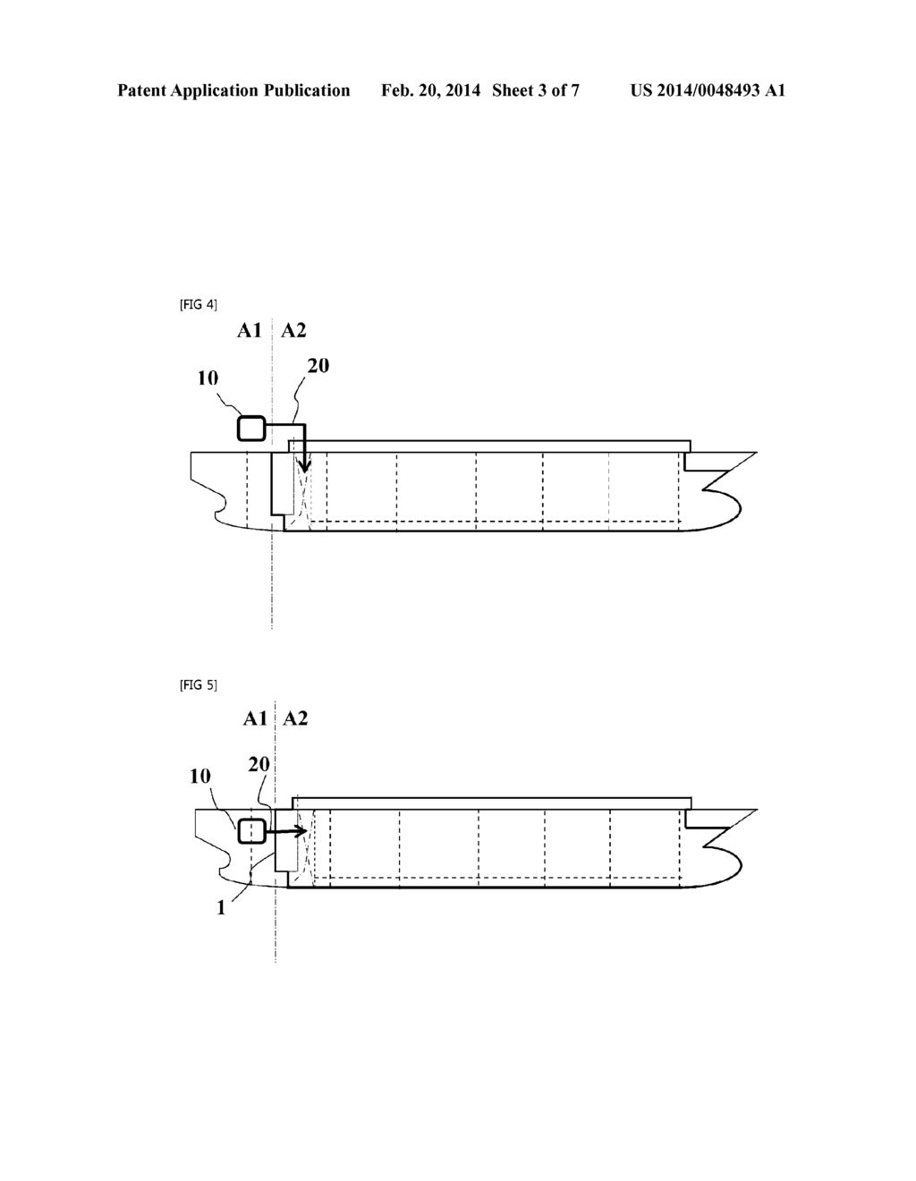 ELECTROLYSIS BALLAST WATER TREATMENT SYSTEM FOR PREVENTING EXPLODING
