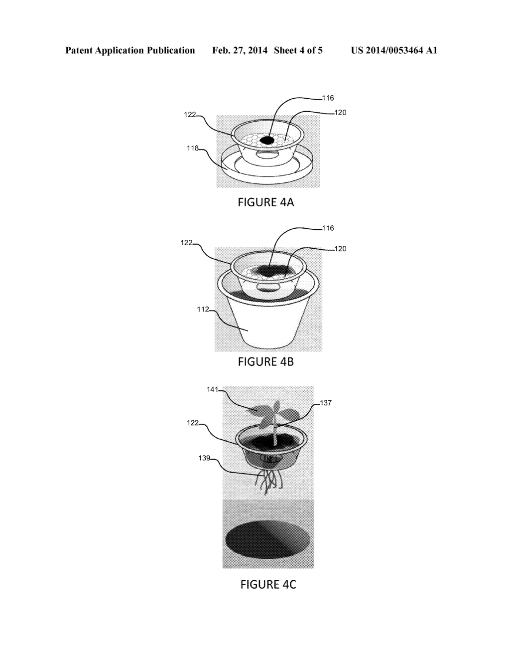 Methods And Apparatus For Facilitating The Germination Of Seeds Diagram Growth Seedlings Schematic Image 05