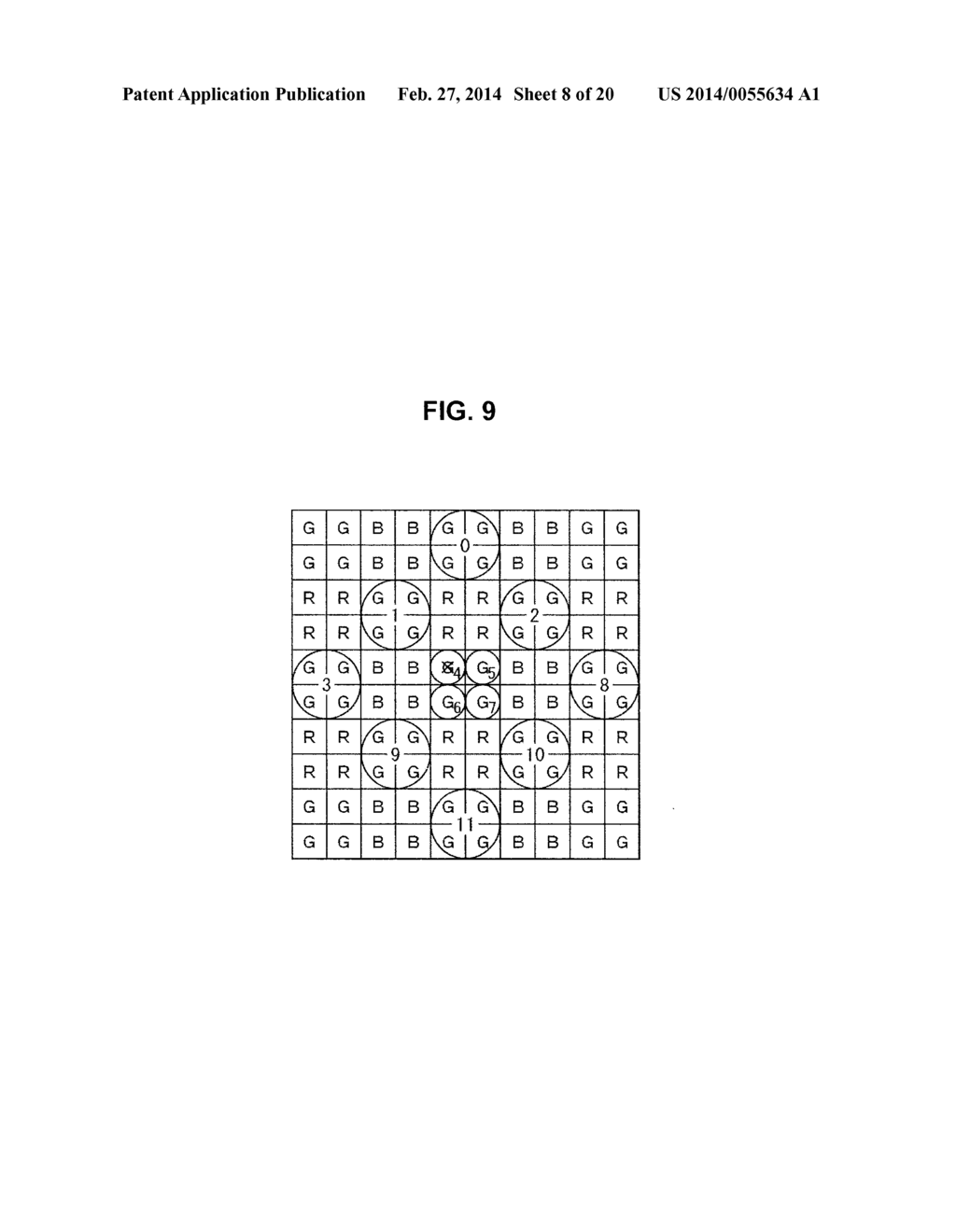 IMAGE PROCESSING DEVICE AND METHOD, PROGRAM, AND SOLID-STATE IMAGING     DEVICE - diagram, schematic, and image 09