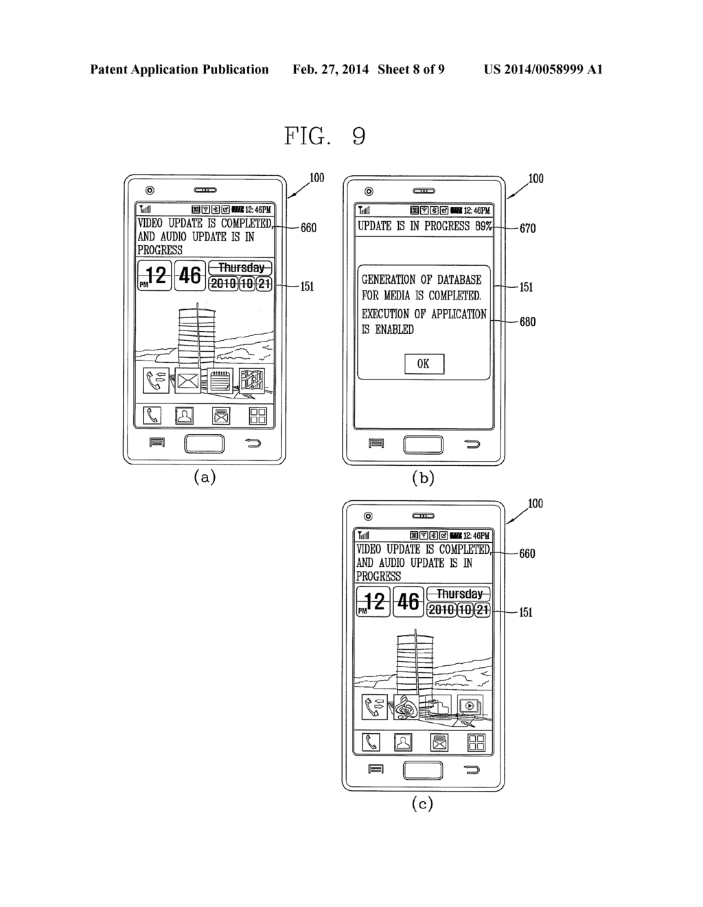 MOBILE TERMINAL AND CONTROL METHOD THEREOF - diagram, schematic, and image 09