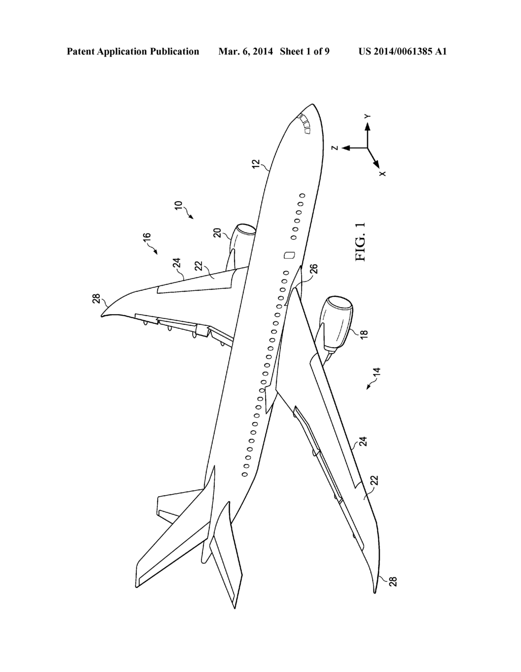 Bonded Composite Aircraft Wing Diagram Schematic And Image 02 Airplane