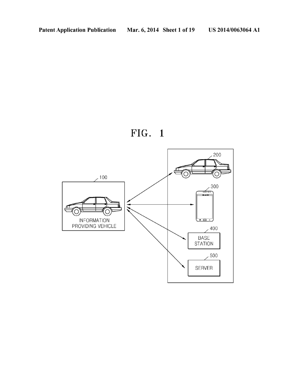INFORMATION PROVIDING METHOD AND INFORMATION PROVIDING VEHICLE THEREFOR - diagram, schematic, and image 02