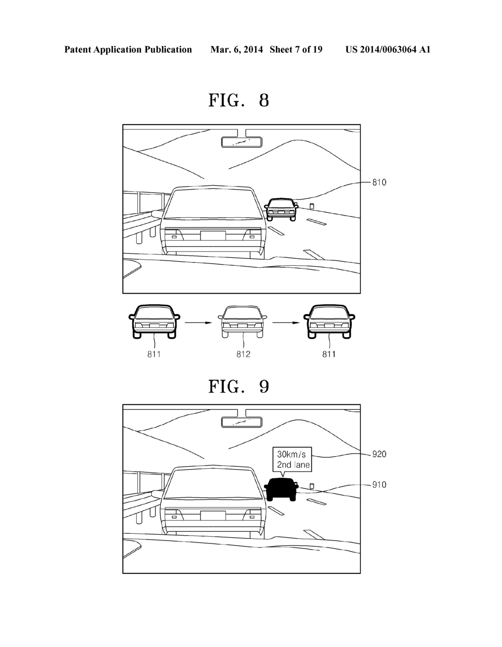 INFORMATION PROVIDING METHOD AND INFORMATION PROVIDING VEHICLE THEREFOR - diagram, schematic, and image 08