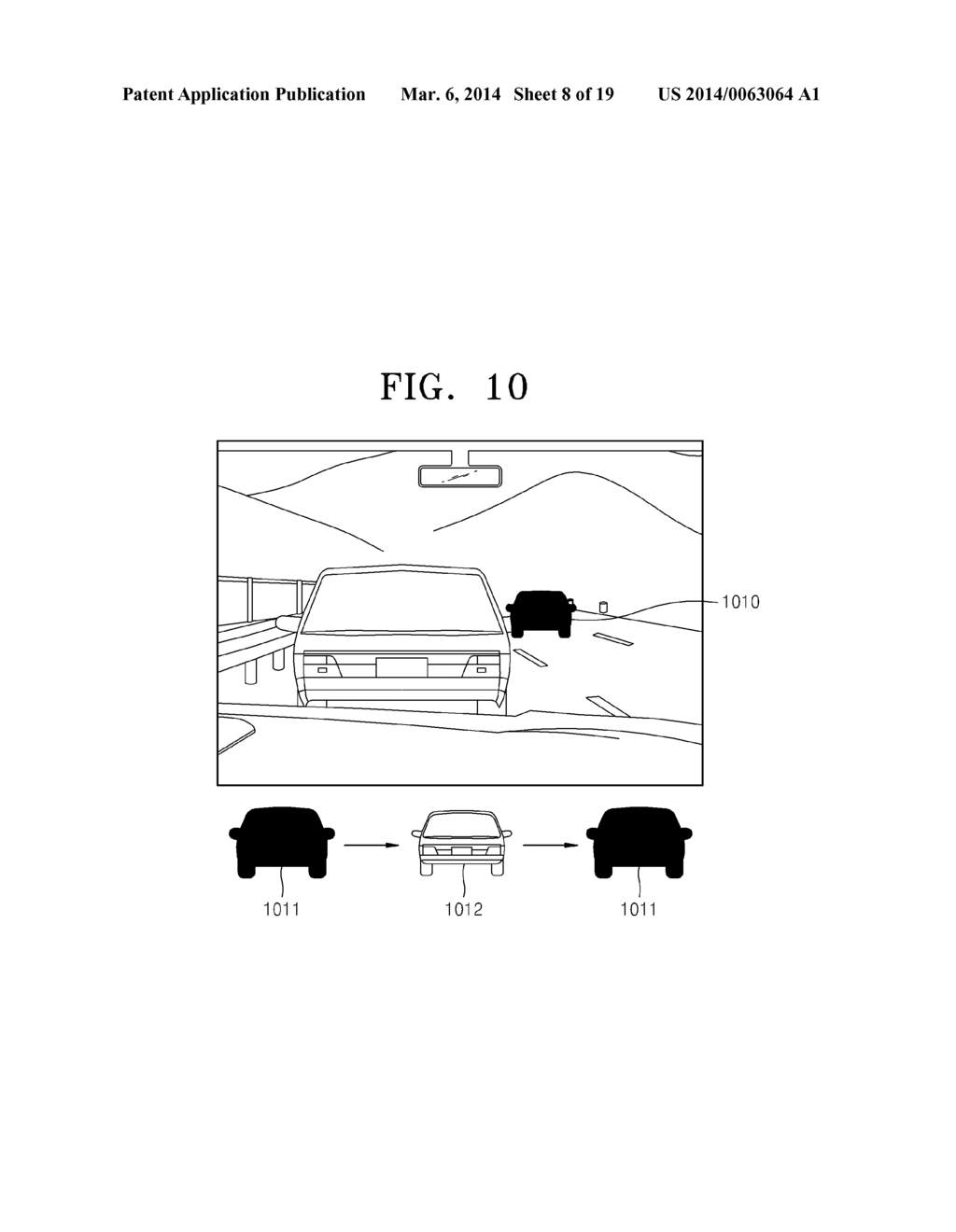 INFORMATION PROVIDING METHOD AND INFORMATION PROVIDING VEHICLE THEREFOR - diagram, schematic, and image 09