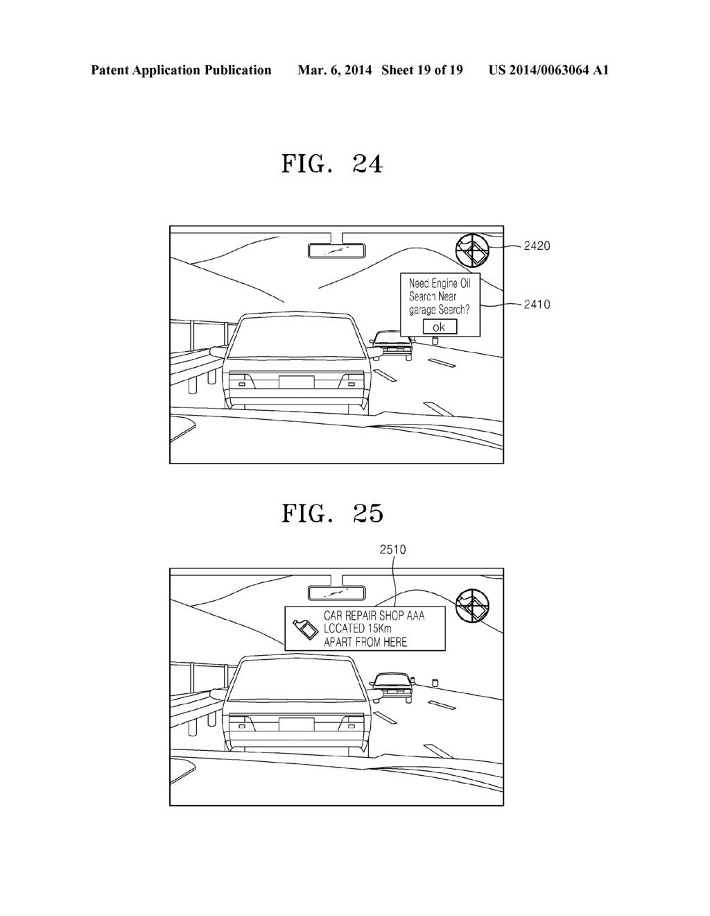 INFORMATION PROVIDING METHOD AND INFORMATION PROVIDING VEHICLE THEREFOR - diagram, schematic, and image 20