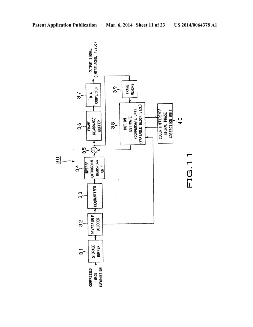 IMAGE INFORMATION ENCODING METHOD AND ENCODER, AND IMAGE INFORMATION     DECODING METHOD AND DECODER - diagram, schematic, and image 12