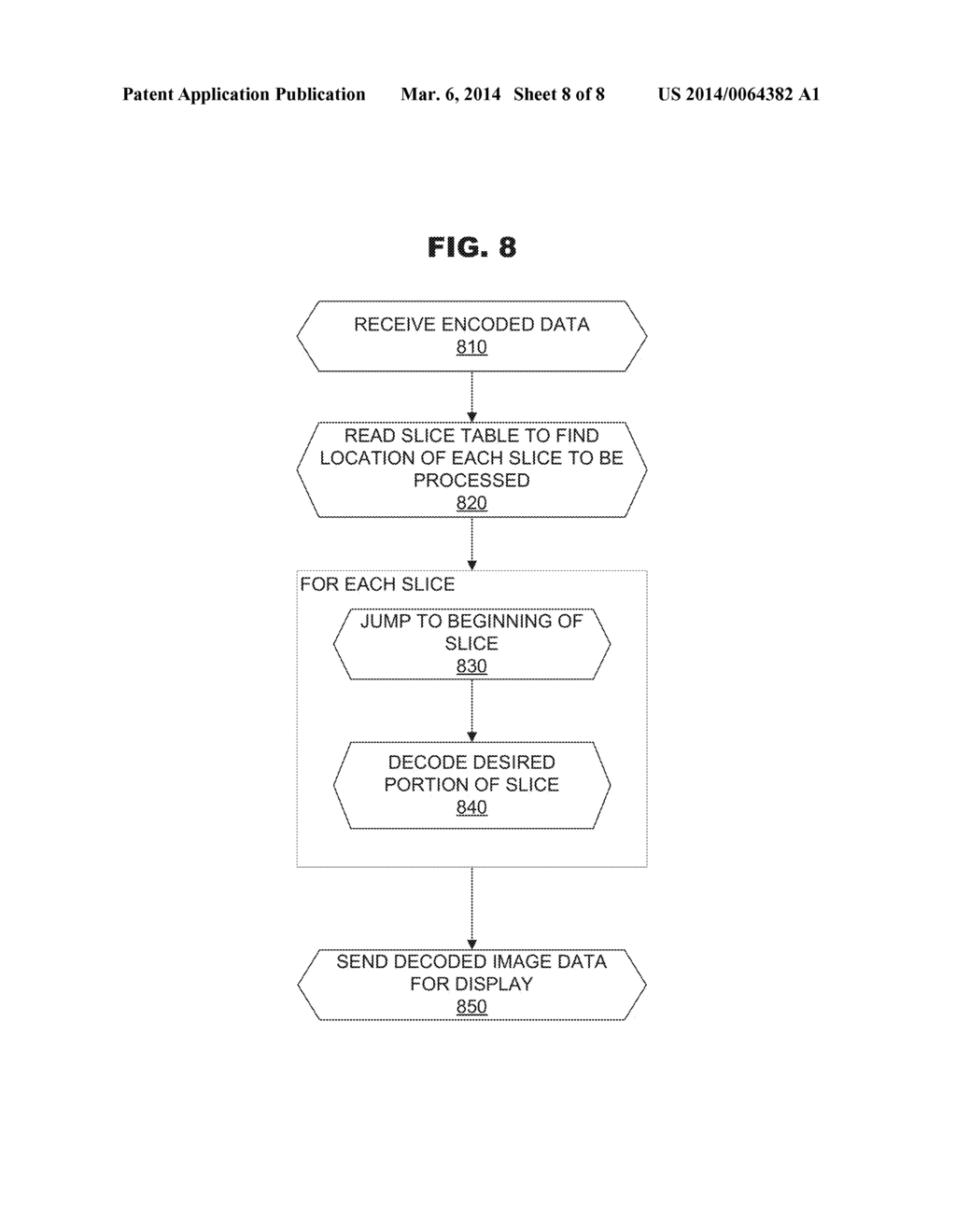 METHOD AND SYSTEM FOR VIDEO ENCODING AND DECODING - diagram, schematic, and image 09
