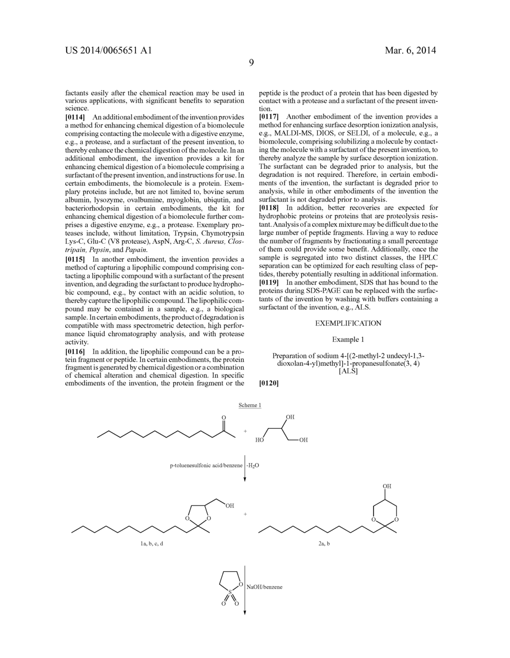 DESTRUCTIBLE SURFACTANTS AND USES THEREOF - diagram, schematic, and image 23
