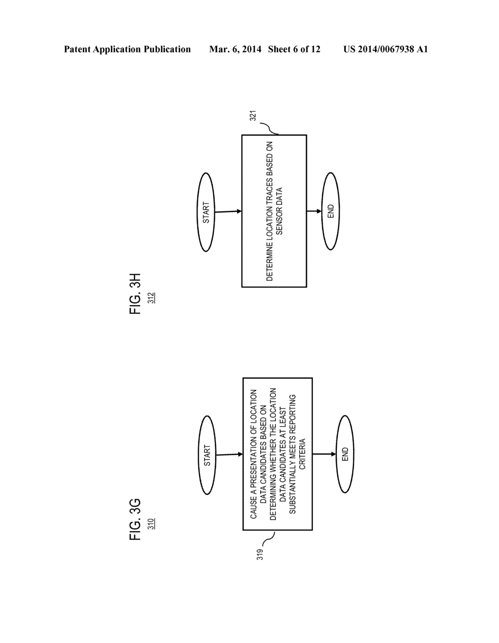 METHOD AND APPARATUS FOR VALIDATING CROWDSOURCED LOCATION DATA - diagram, schematic, and image 07