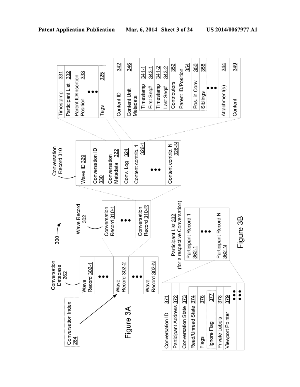 Systems and Methods for Uploading Media Content In An Instant Messaging     Conversation - diagram, schematic, and image 04