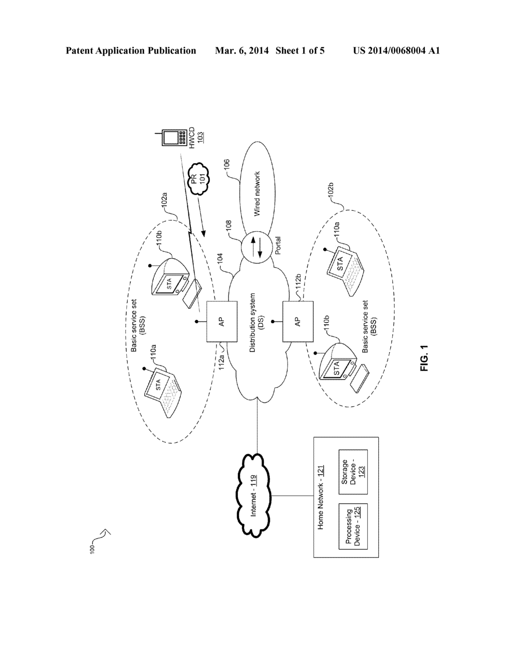 Method and System for a Persistent Request Generated by a Wireless Device,     Executed Remotely and Output to Configurable Local Resources - diagram, schematic, and image 02