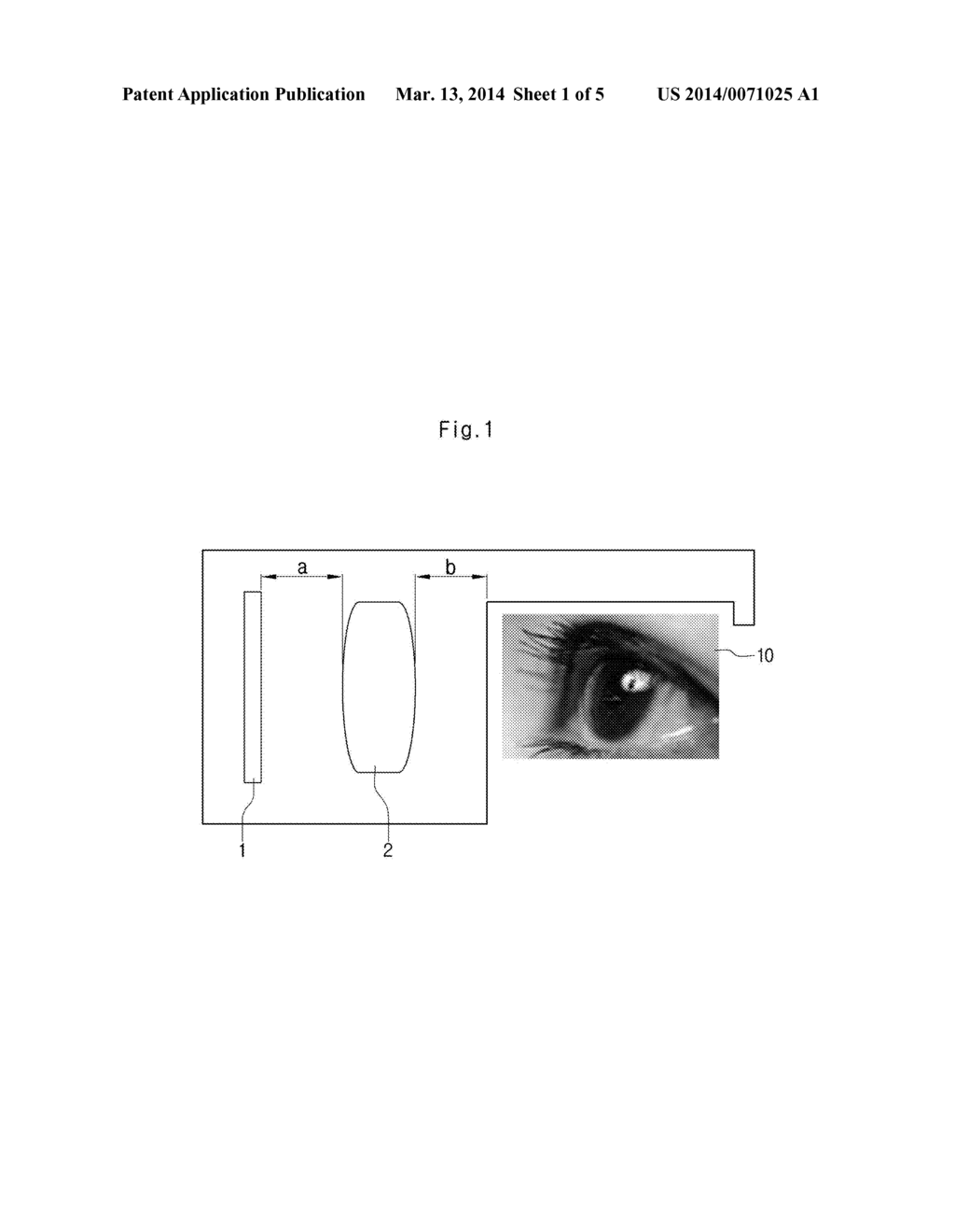 HEAD MOUNTED DISPLAY AND METHOD FOR DISPLAYING CONTENTS USING THE SAME - diagram, schematic, and image 02
