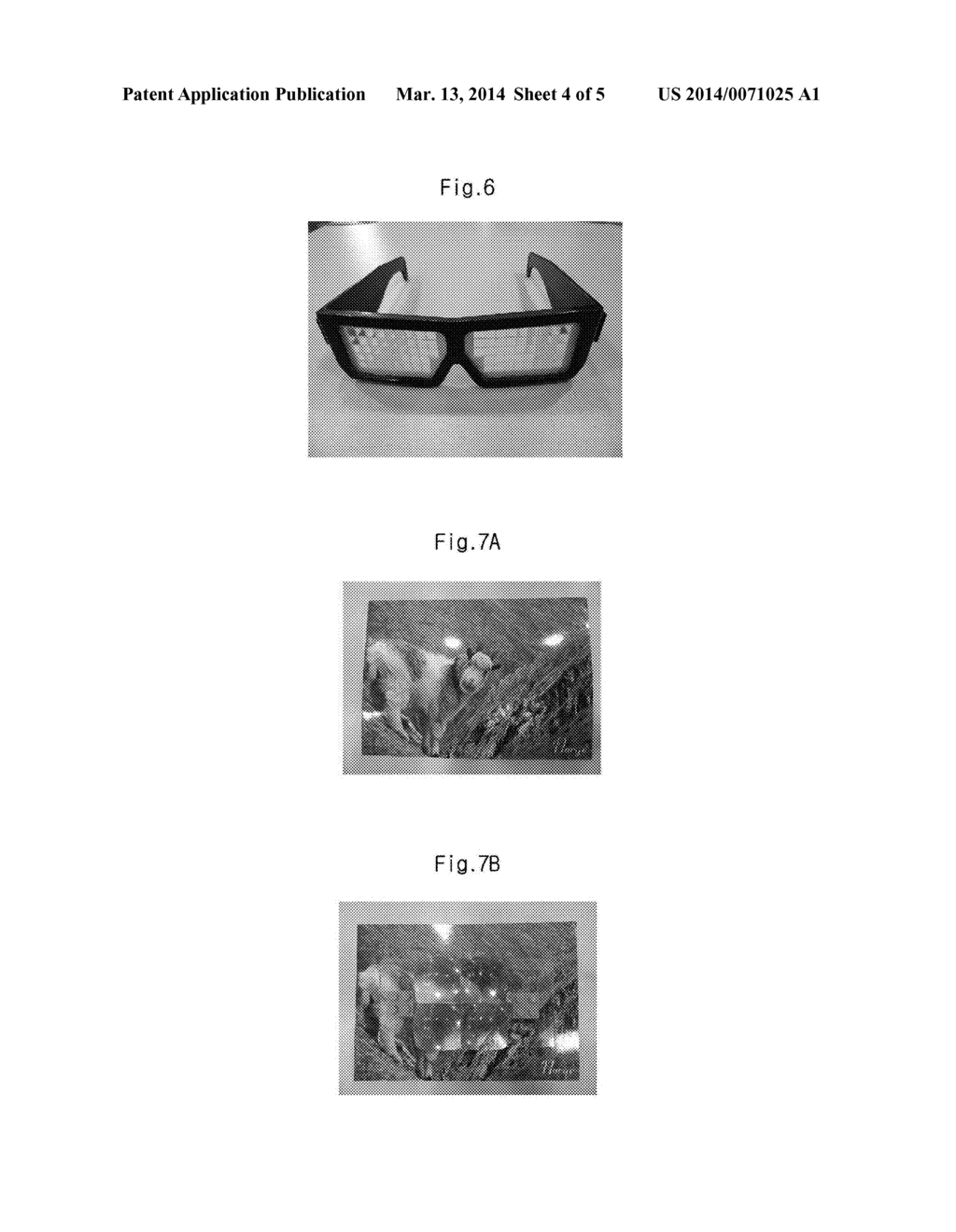 HEAD MOUNTED DISPLAY AND METHOD FOR DISPLAYING CONTENTS USING THE SAME - diagram, schematic, and image 05