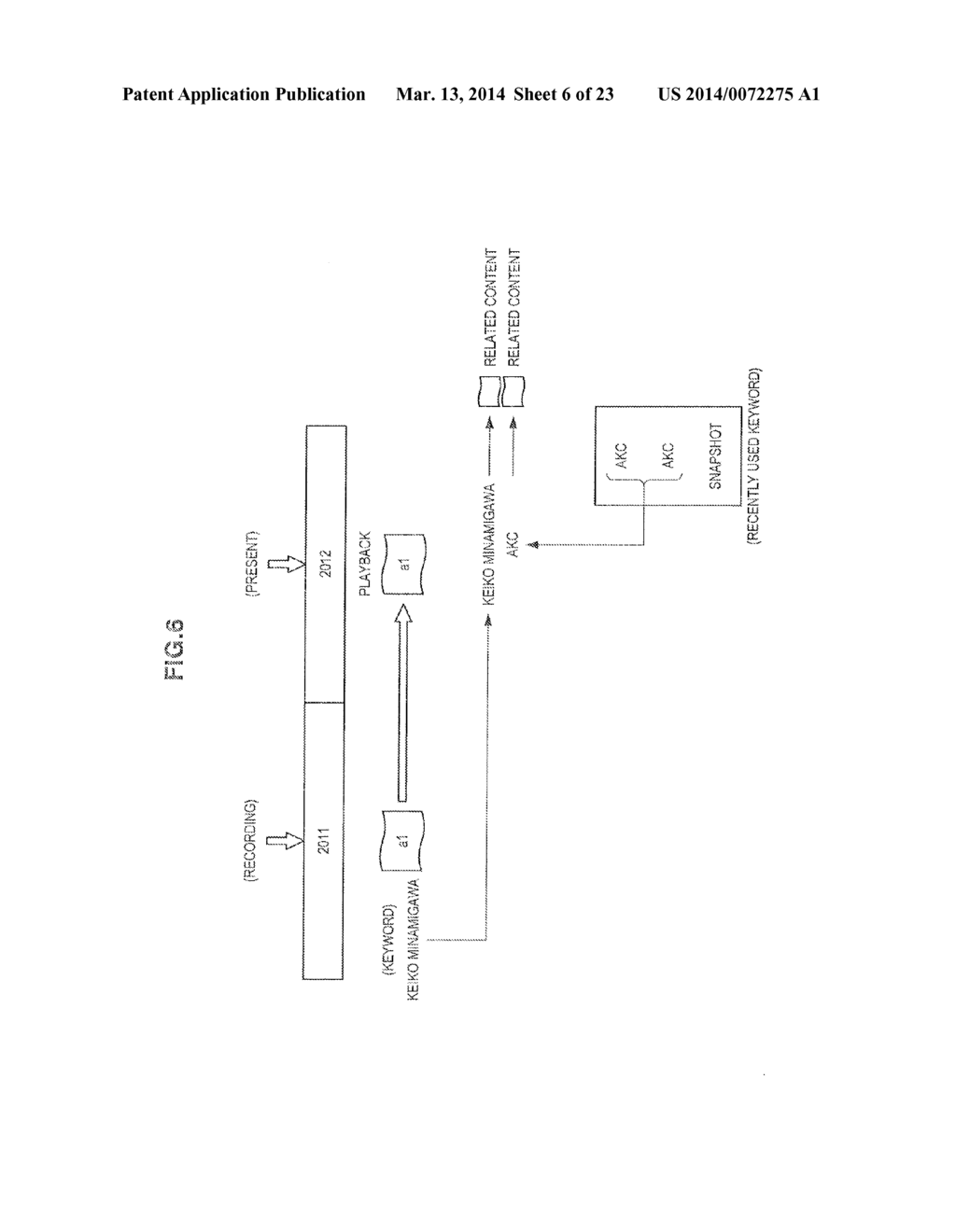 DISPLAY CONTROL DEVICE, RECORDING CONTROL DEVICE, AND DISPLAY CONTROL     METHOD - diagram, schematic, and image 07
