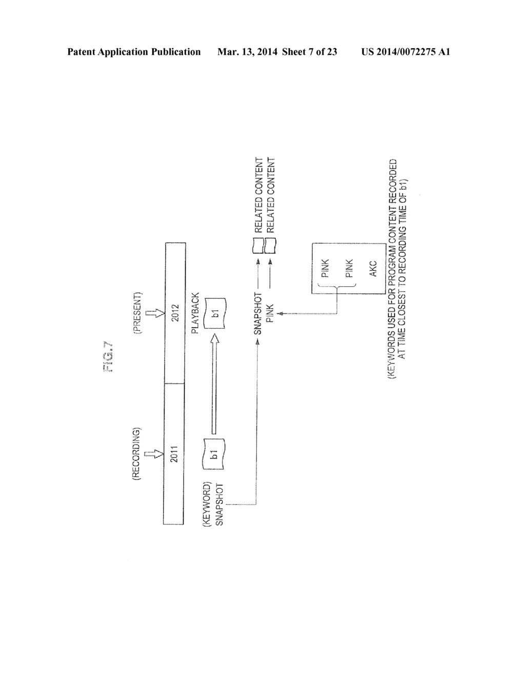 DISPLAY CONTROL DEVICE, RECORDING CONTROL DEVICE, AND DISPLAY CONTROL     METHOD - diagram, schematic, and image 08
