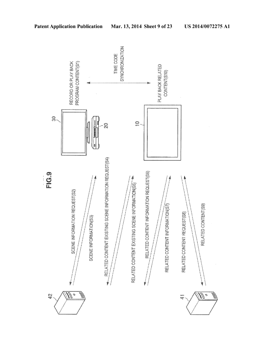 DISPLAY CONTROL DEVICE, RECORDING CONTROL DEVICE, AND DISPLAY CONTROL     METHOD - diagram, schematic, and image 10