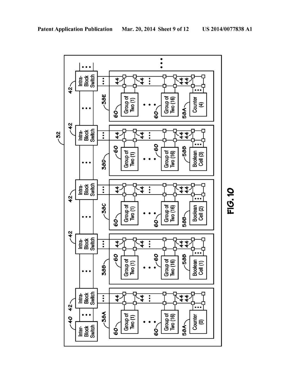 Boolean Logic In A State Machine Lattice Diagram Schematic And Image 10