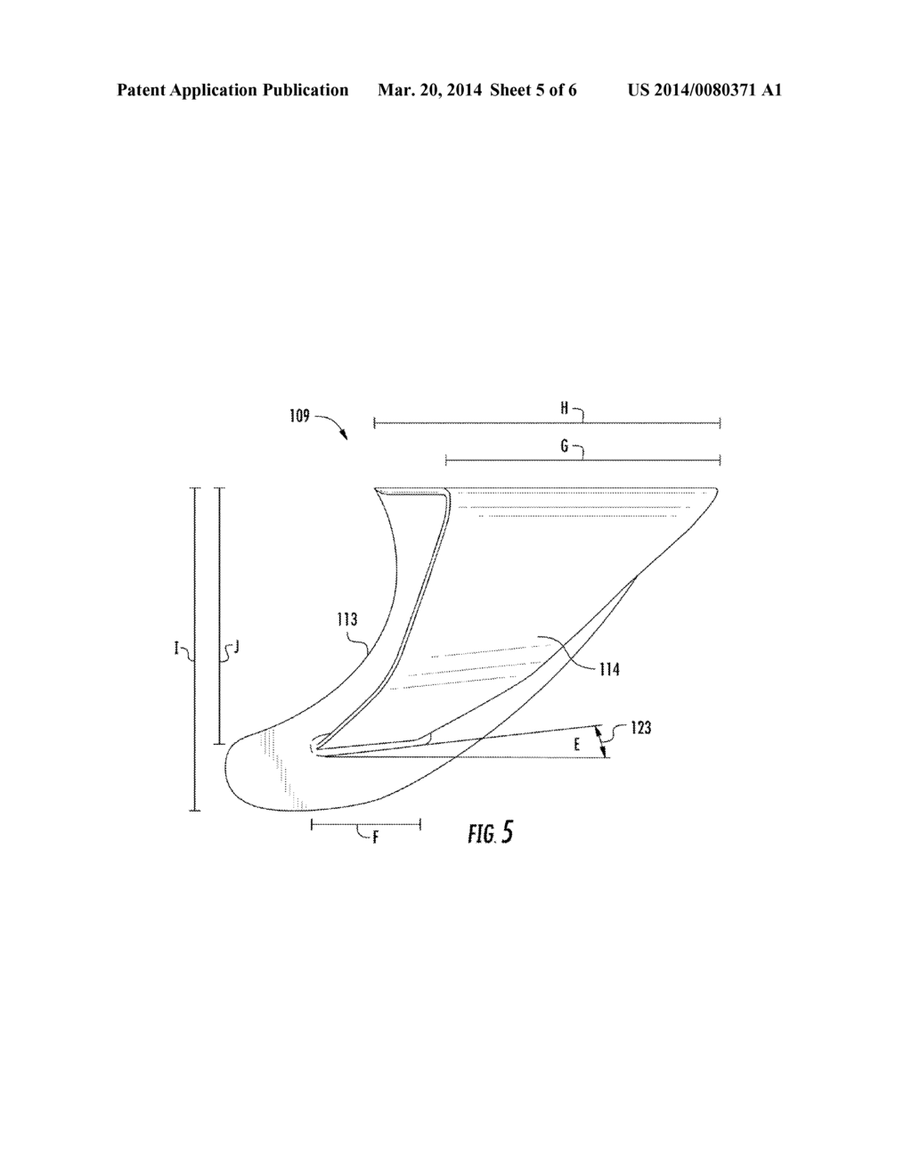 Surfboard Fin for Generating Surfboard Lift and Method of Use ...