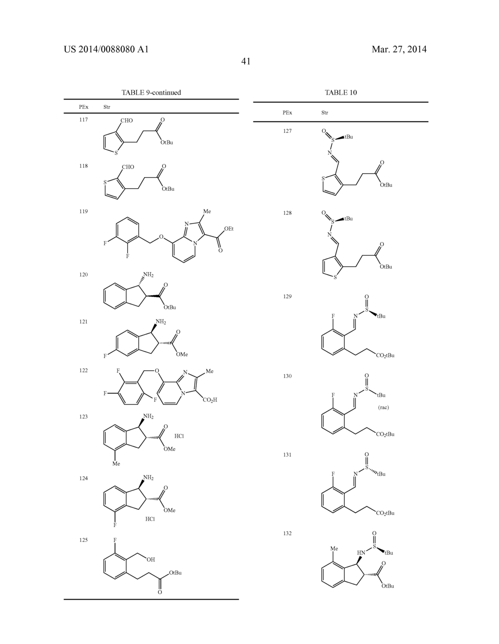 IMIDAZOPYRIDINE COMPOUNDS - diagram, schematic, and image 42
