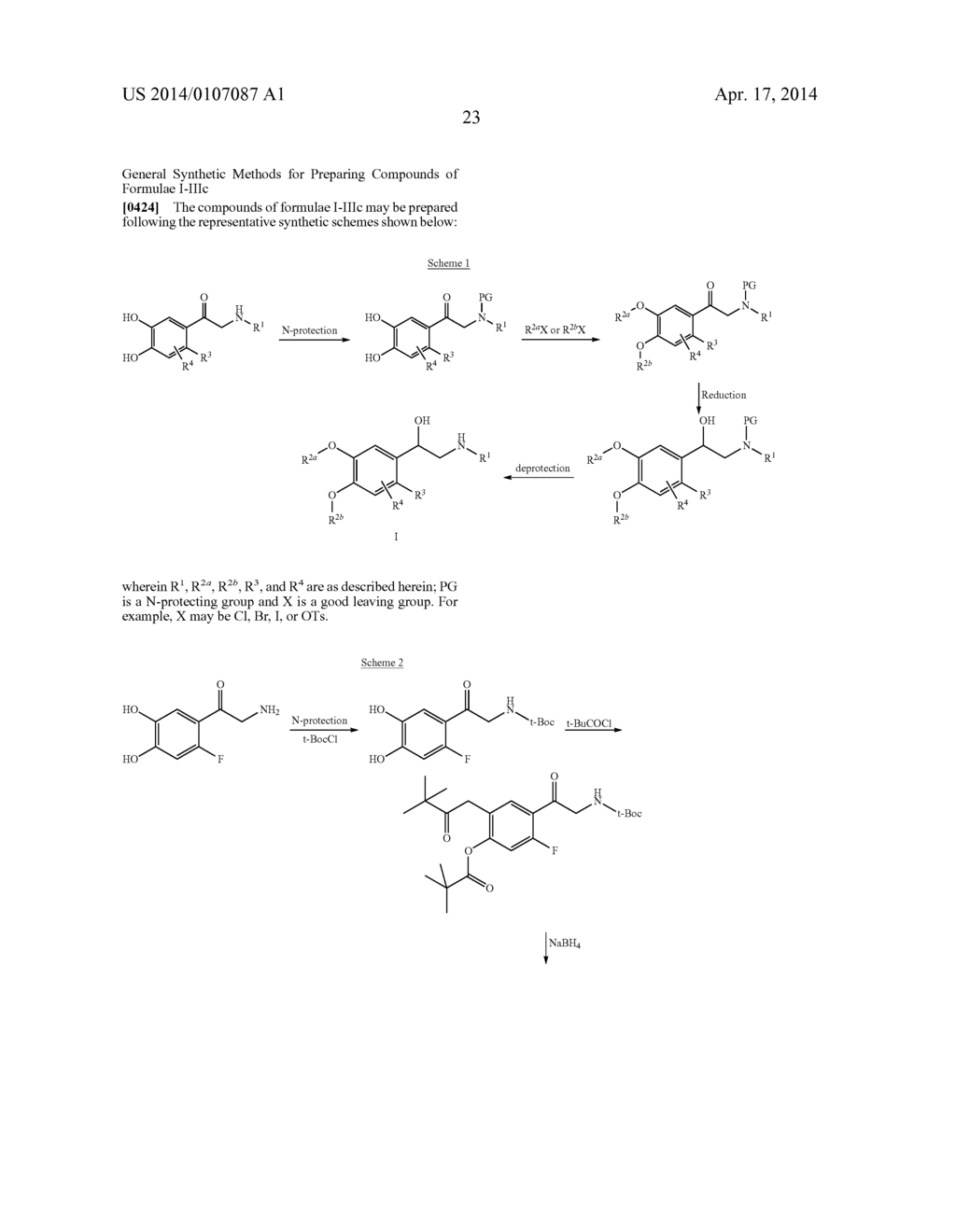 Methods, Compounds and Pharmaceutical Compositions for Treating Anxiety     and Mood Disorders - diagram, schematic, and image 39
